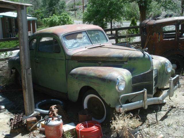 1940 dodge coupe 2 door hot rod dragster rat rod choptop for 1940 dodge 2 door sedan