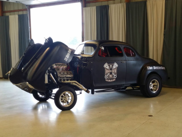 Used Cars Evansville In >> 1940 Dodge, Gasser, Bus Coupe, Hemi, Rat Rod, Blower ...