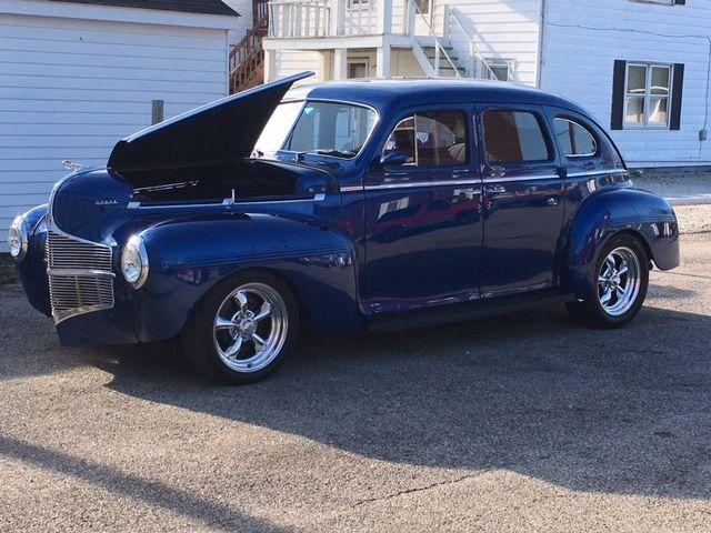 1940 dodge street rod 4 door sedan classic dodge other for 1940 dodge 4 door sedan