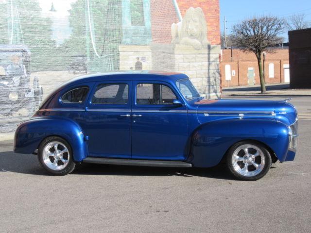 1940 dodge street rod 4 door sedan classic dodge other for 1940 dodge 2 door sedan