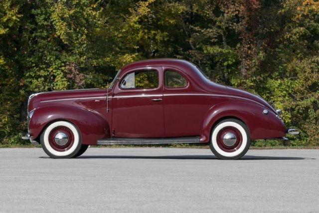 1940 ford coupe flathead v8 photo documented restoration