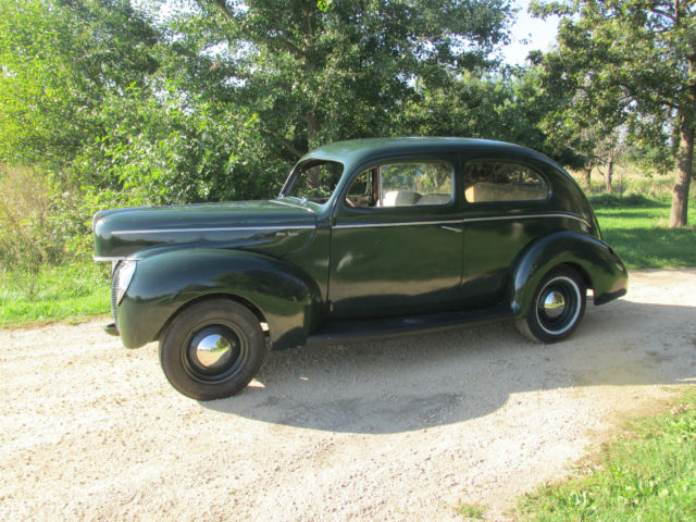 1940 ford deluxe coupe sedan 2 door project car lots of for 1940 ford deluxe two door business coupe