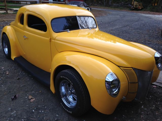 1940 ford hollywood knights 1940 ford coupe hot rod 32 39 38 37 chopped chevy 8 u0026quot