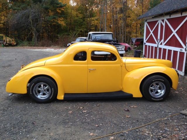 1940 Ford Hollywood Knights 1940 Ford Coupe hot rod 32 39 ...