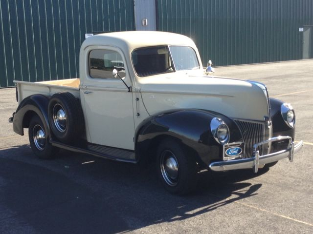 1940 ford pickup truck all original beauty classic ford other pickups 1940 for sale. Black Bedroom Furniture Sets. Home Design Ideas