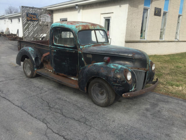 1940 ford pickup truck hot rod rat rod classic ford other 1940 for sale. Black Bedroom Furniture Sets. Home Design Ideas