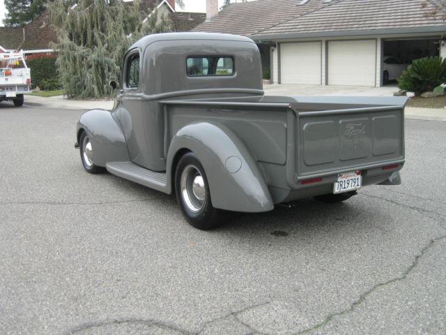 1940 Ford Pickup Streetrod Hotrod Restomod