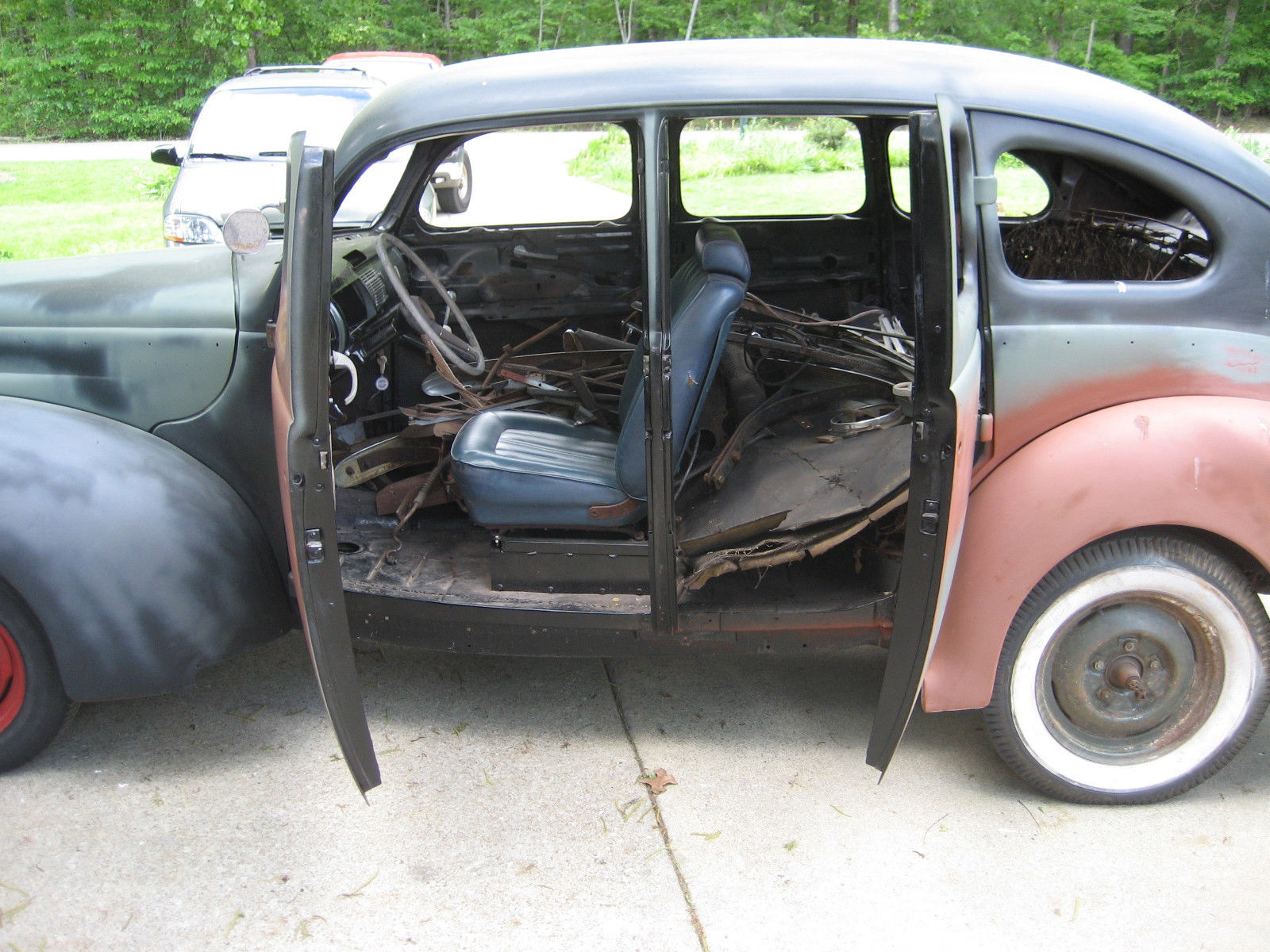 Chevy Truck   Tons Of Parts in addition Ford Sedan Street Rod Rat Rod additionally Autocar Coe Truck moreover  as well Image. on 1940 chevy rust