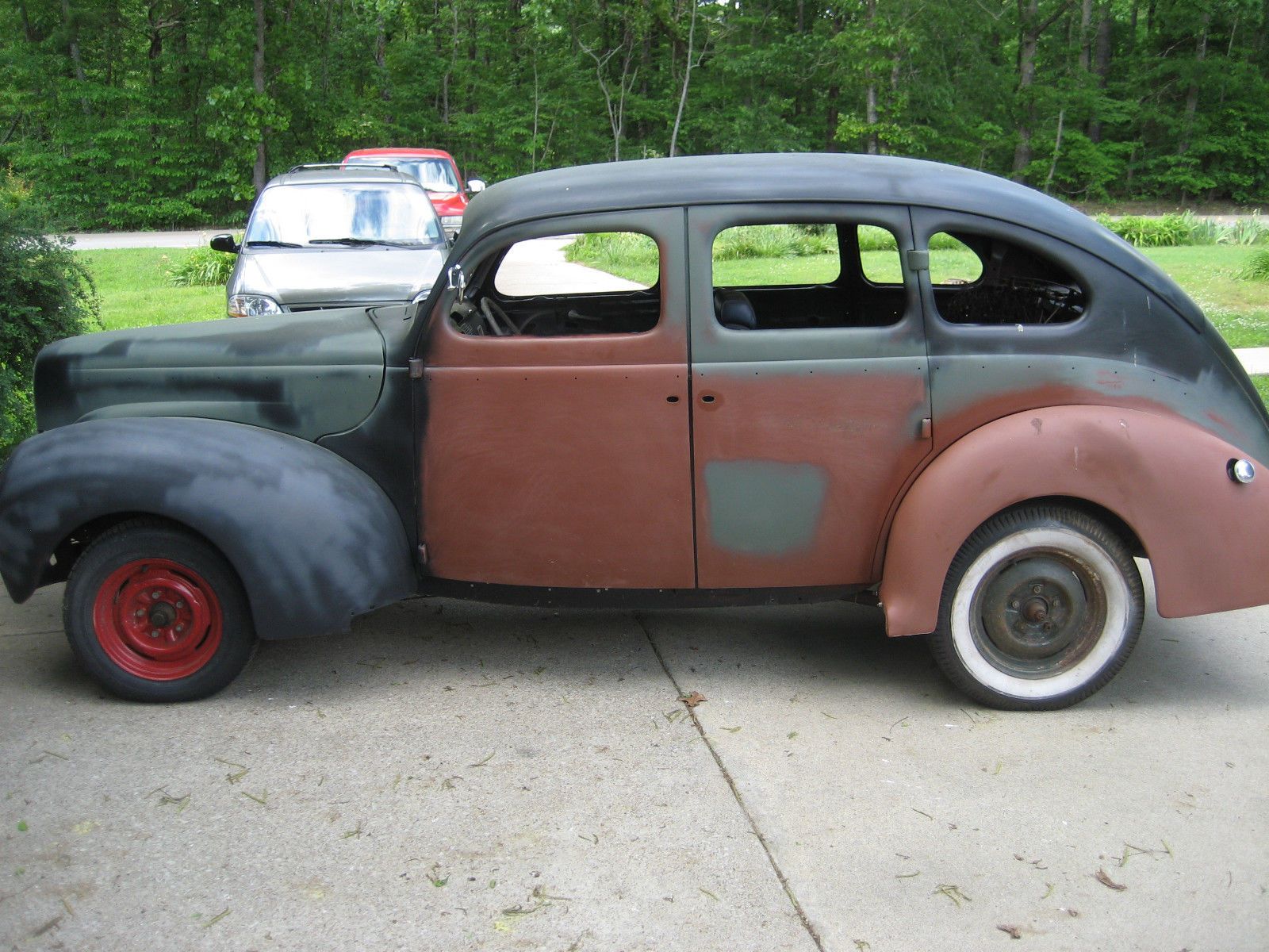 1940 Ford Sedan Street Rod Rat Rod Classic Ford Other