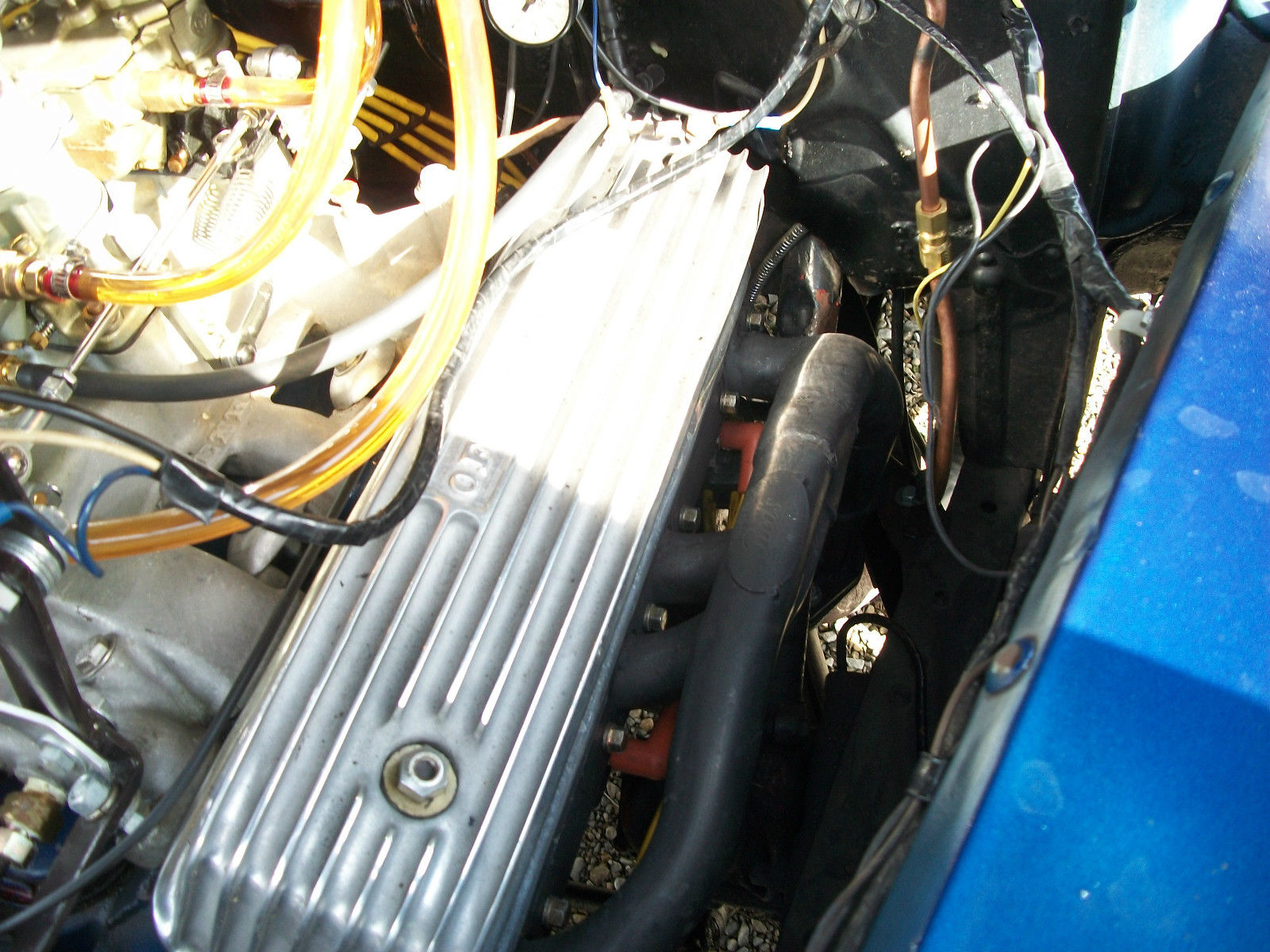 1940 Ford Street Rod Truck Blue Black 8 Cyl 312 Y Block Car Complete Wiring Harness Other Pickups Prevnext