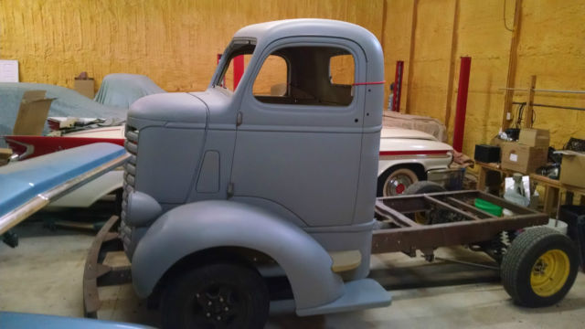 1940 GMC Cab over COE Truck 1939 1941 1946 1947 1948 1949 1950 1951 Chevy - Classic GMC Other ...