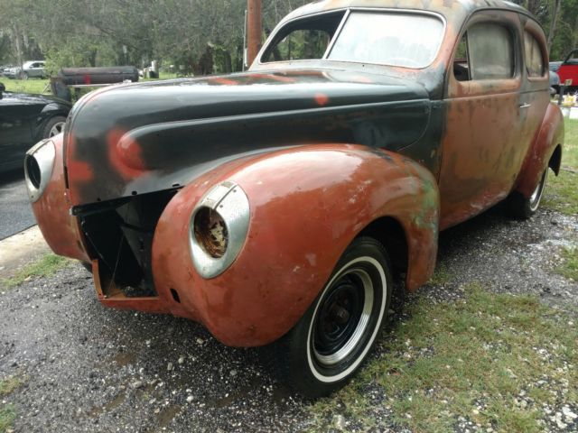 Cars For Sale Macon Ga >> 1940 Mercury Eight 2 Door Sedan - Classic Mercury eight 1940 for sale