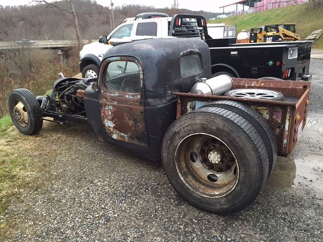 Craigslist Cars And Trucks For Sale >> 1940 Plymouth Diesel Rat Rod Pickup Cummins 5.9 12 Valve - Classic Plymouth Other 1940 for sale