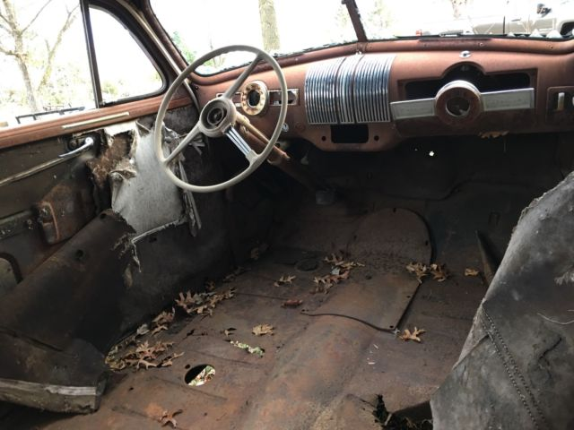 1940 Pontiac Sport Coupe Barn Find Hot Rod, Gasser or Rat ...