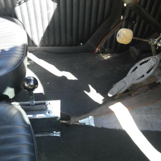 41 Willys Pickup Fiberglass Body – Jerusalem House