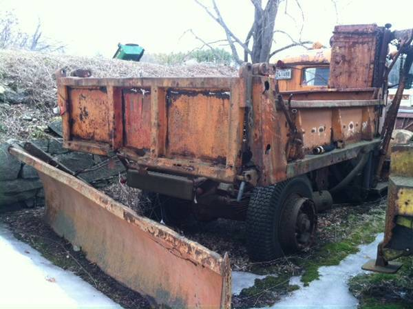 1940's FWD Antique Plow Truck - Classic Other Makes 1940 ...