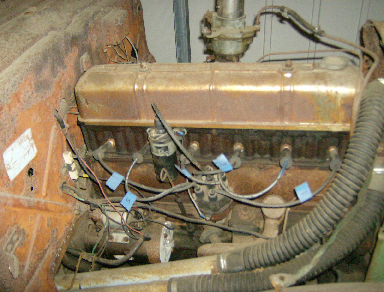1941 1953 Chevrolet Rat Rod Hot Barn Find Pickup Project 40s 235 Chevy Wiring Prevnext
