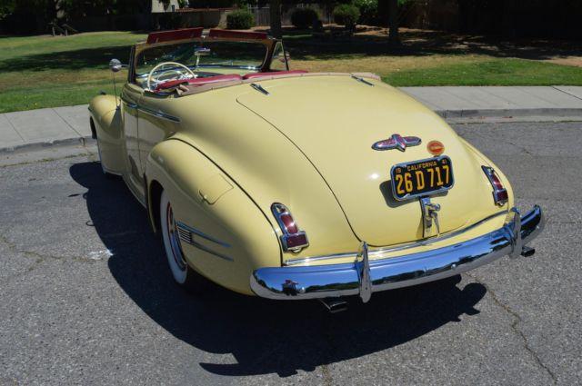 Image 41 Of 49 1954 Buick Super Convertible Skylark For Sale 1951 1941 Sequoia Cream