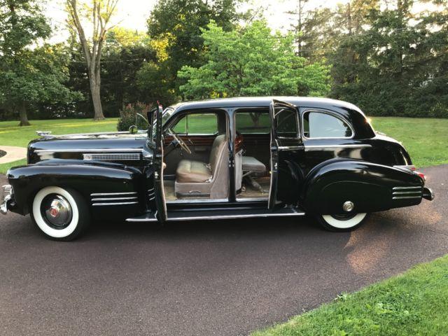 1941 Cadillac Fleetwood Series 75 Touring Sedan Limousine