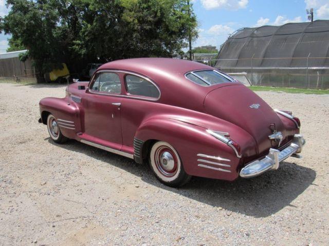 1941 cadillac series 61 fastback dallas tx classic for 1949 cadillac fastback series 61 2 door