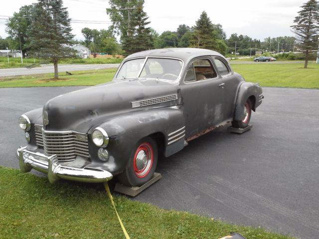 1941 Cadillac Series 62 Deluxe 2 Door Coupe Original