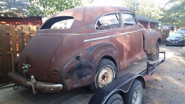 1941 Chevrolet 2 Door Sedan Special Deluxe Classic