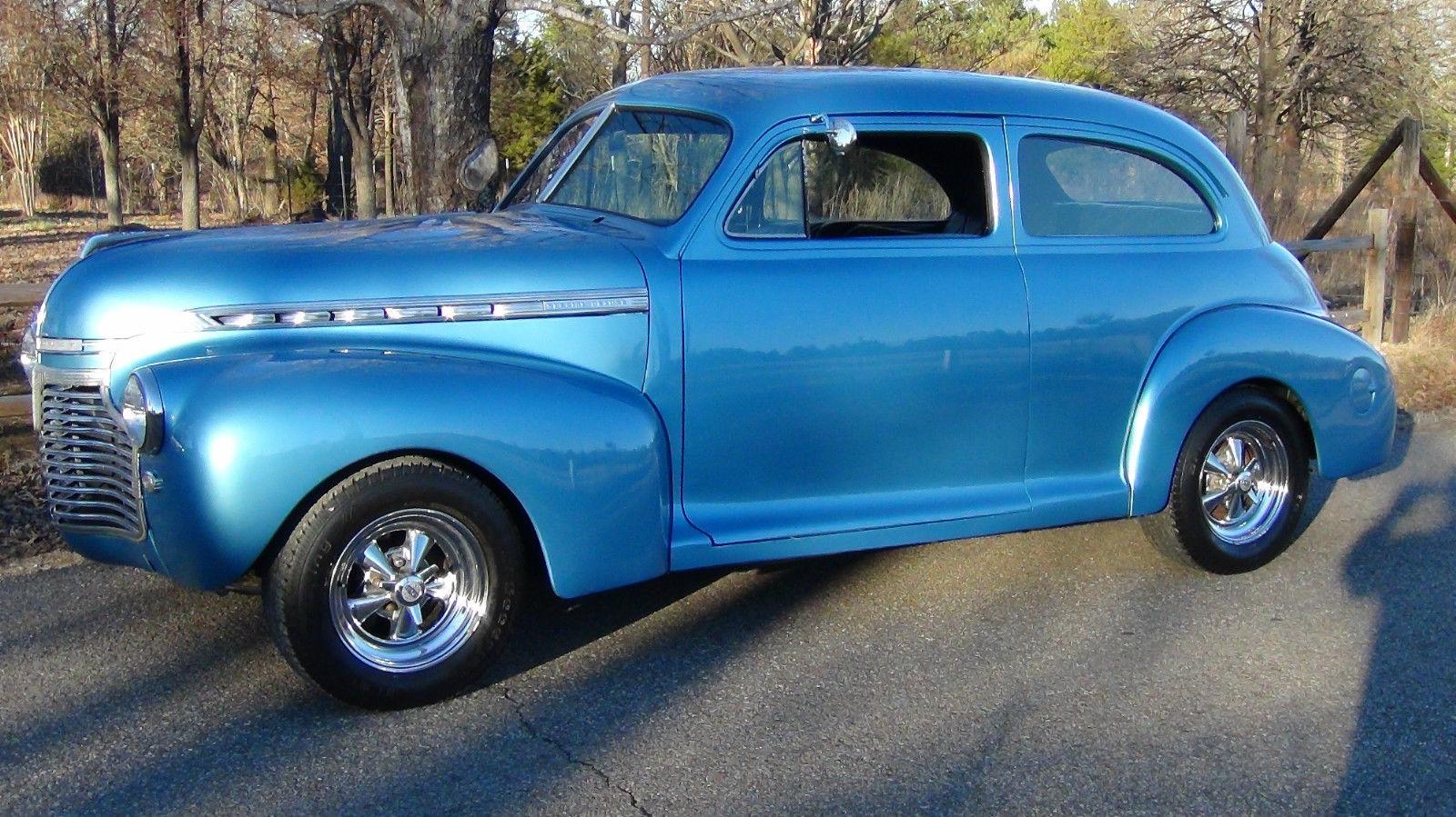 1941 chevrolet 2 door special deluxe monte carlo frame ps for 1941 chevrolet 2 door sedan