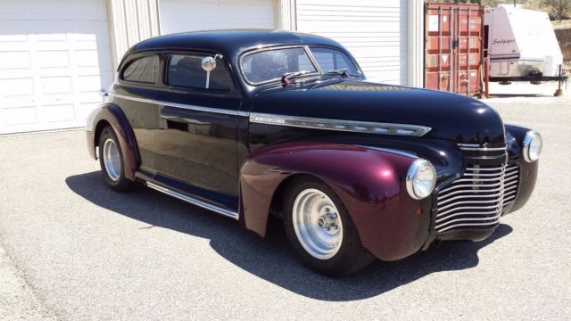 1941 chevrolet chevy hot rod street rod 2 door sedan for 1941 chevy 4 door sedan