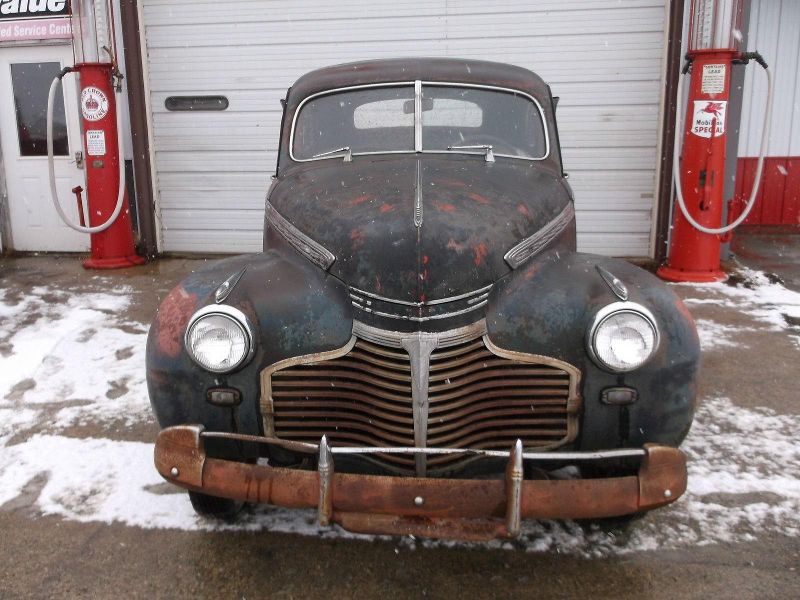 1941 Chevrolet Special Deluxe Coupe 2 Door Great Project Car Or Rat Plymouth 4 Rod