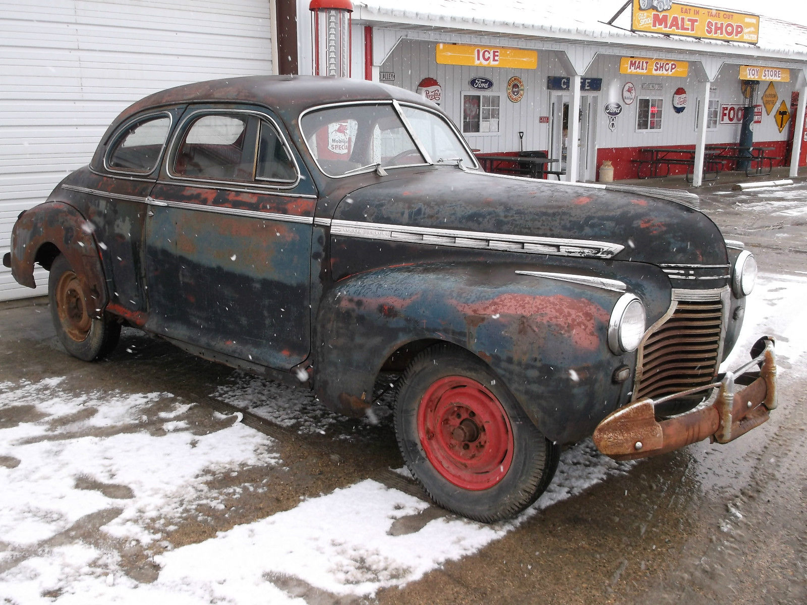 1941 Chevy 4 Door Coupe For Sale.html | Autos Post