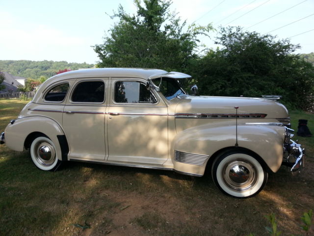 1941 chevrolet super deluxe 4 door sedan pre war mob car for 1941 chevy 4 door sedan