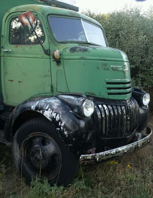 1941 Chevy COE (Mail Truck) - Classic Chevrolet Other 1941 ...