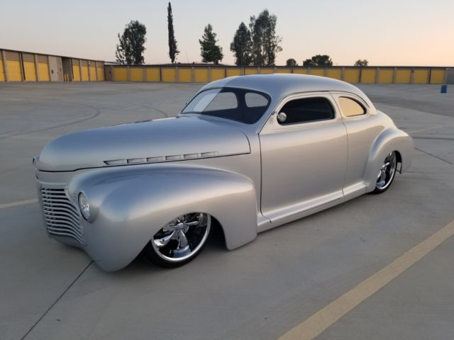 1941 Chevy Custom Chopped Coupe Street Rod - Classic Chevrolet
