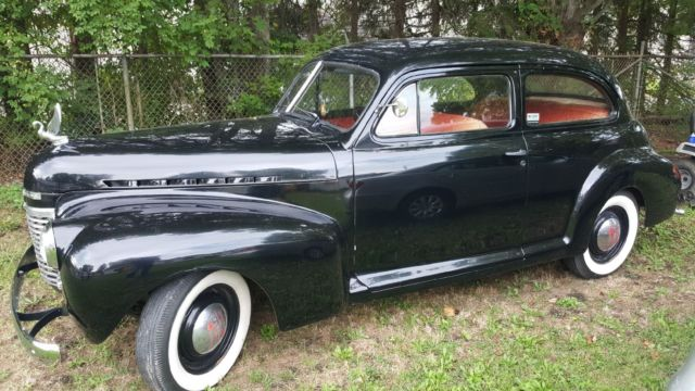 1941 Chevy Two-Door Sedan - Classic Chevrolet Other 1941 for sale