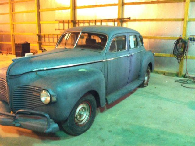 1941 dodge 4 door sedan street rod rat rod hot rod for 1941 dodge 4 door sedan