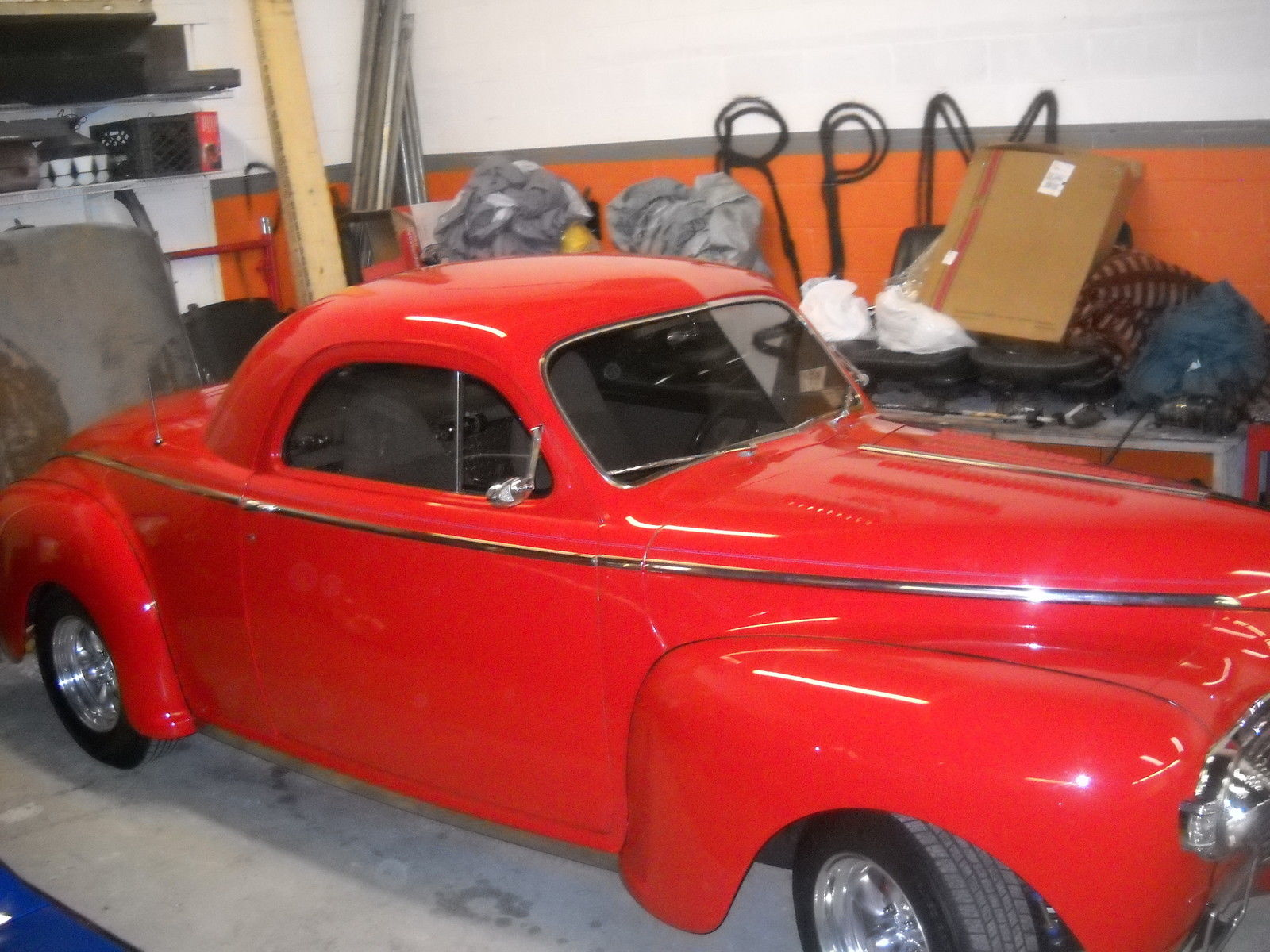 1941 Dodge Business Coupe Custom Classic Dodge Other