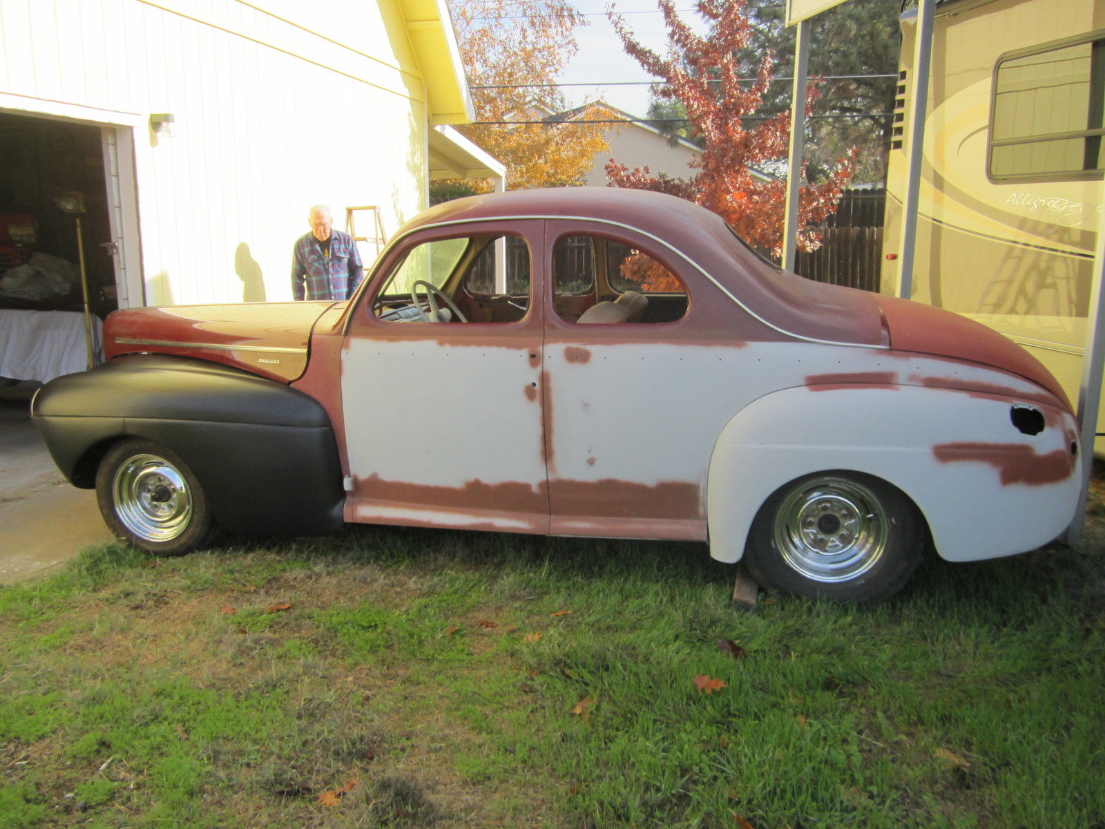 1941 Ford Mercury Hot Rod Coupe Classic Mercury Other