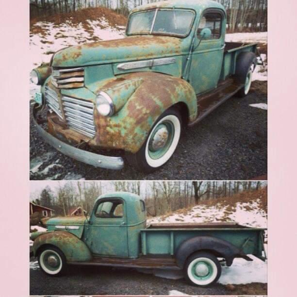 1941, GMC, Pickup, Truck, Classic - Classic GMC CC100 1941