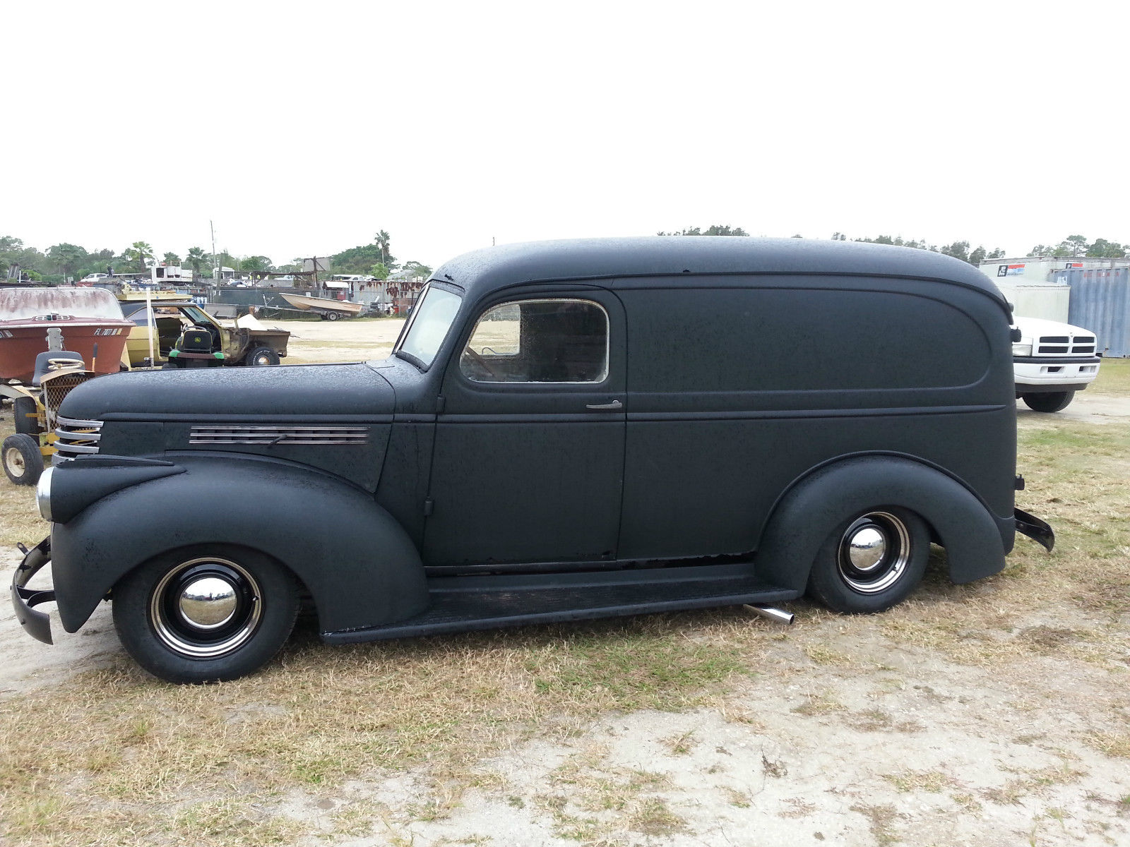 1941 Panel Truck Wagon Sedan Delivery Look Super Rare Classic Plymouth Station Chevrolet Other