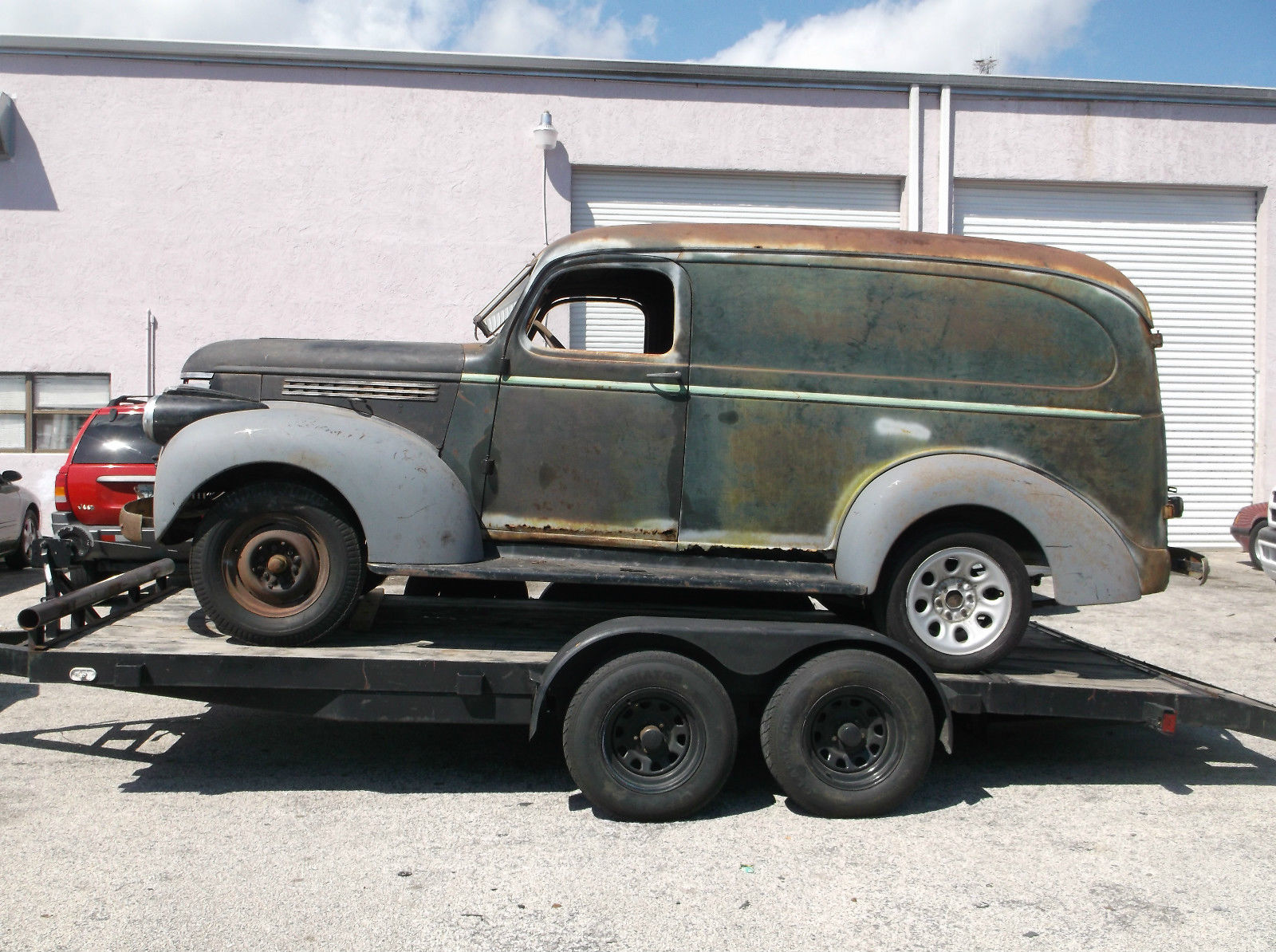1941 Panel Truck Wagon Sedan Delivery Look Super Rare Classic Oldsmobile Station Chevrolet Other