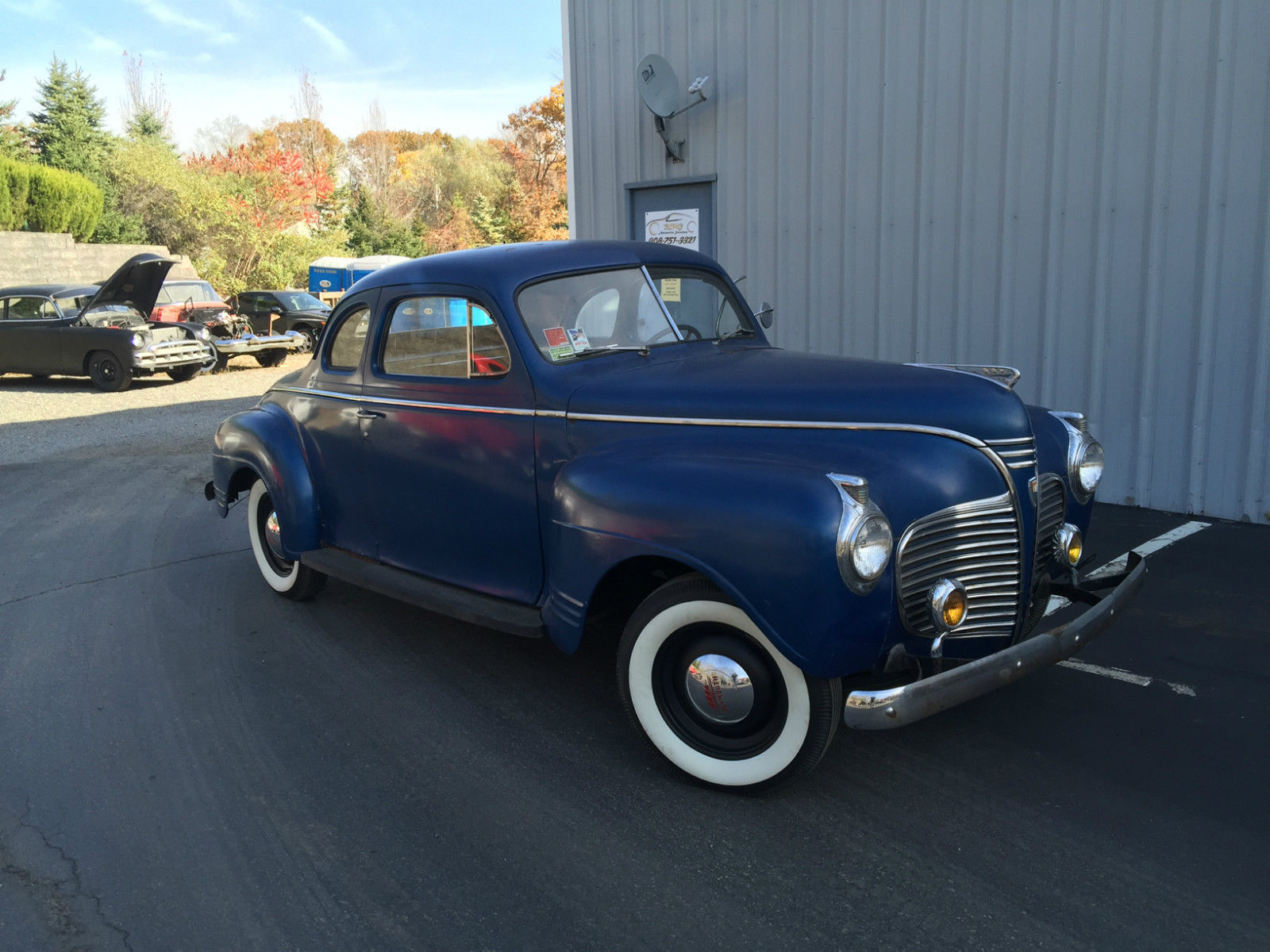 1941 Plymouth Business Coupe - Classic Plymouth Other 1941 ...