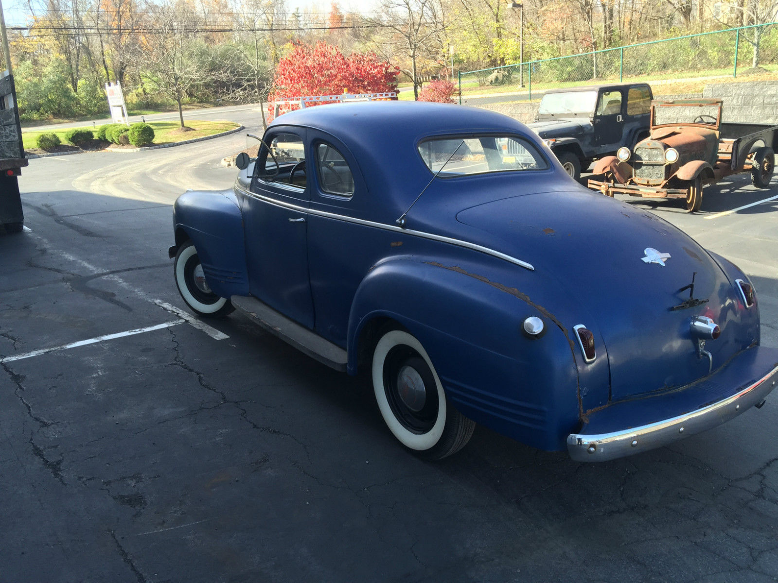 1941 Plymouth Business Coupe Classic Other For Sale 4 Door Sedan