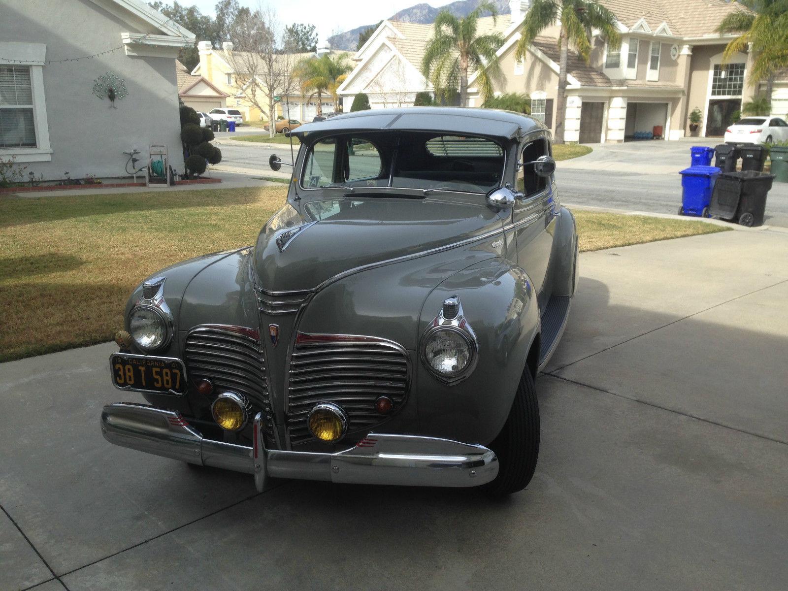 1941 Plymouth Special Delux Sedan Vintage Original Survivor 1946 Cars For Sale 1947 1948 1949