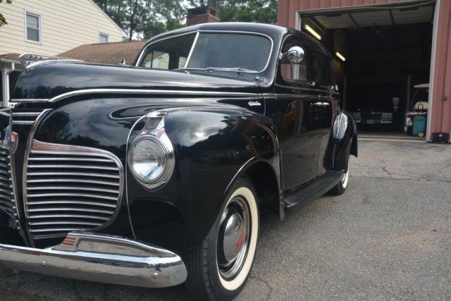1941 plymouth special deluxe 4 door sedan collector car for 1941 plymouth deluxe 4 door