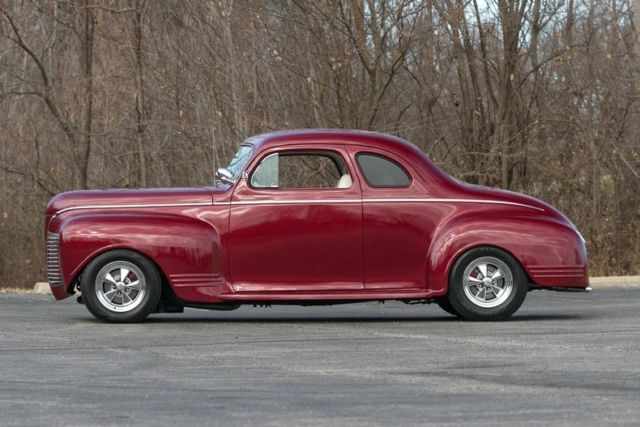 1941 plymouth special deluxe street rod all steel body all for 1941 plymouth deluxe 4 door