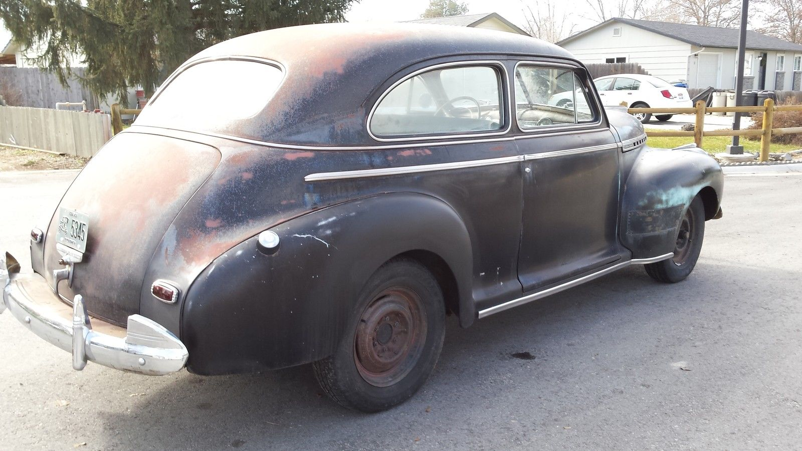 1941 special deluxe 2 door sedan completely original for 1941 chevy 4 door sedan