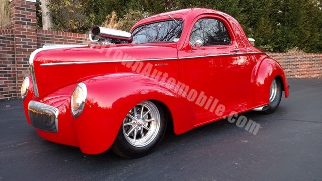 1941 Willys Coupe For Sale At Old Town Automobile
