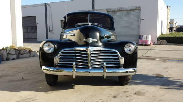 1942 Chevrolet Master Deluxe Business Coupe Classic