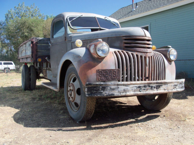 1942 chevy 1 1 2 ton truck classic chevrolet other 1942 for sale. Black Bedroom Furniture Sets. Home Design Ideas