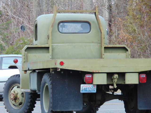 1942 Chevy 506G Military Truck 270 GMC Engine 5-speed Transmission